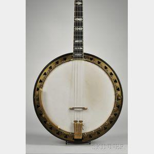 American Tenor Banjo, Vega, c. 1929