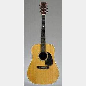 American Guitar, C.F. Martin & Company, Nazareth, 1970, Model D-28