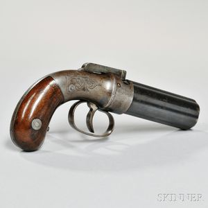 Allen Pepperbox Pistol