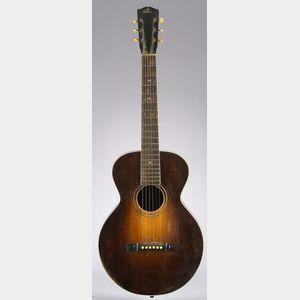 American Guitar, Gibson Mandolin-Guitar Company, Kalamazoo, c. 1930, Model L-0