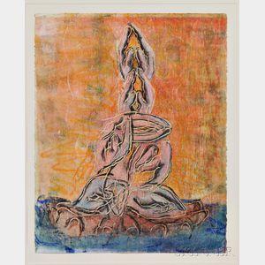 Sam Messer (American, b. 1955)      Hands