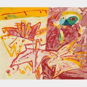 Byun Jong-ha (Korean, 1926-2000)      Untitled