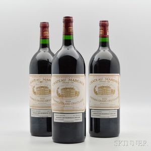 Chateau Margaux 1999, 3 magnums