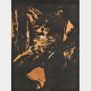 Three Framed Prints for MÉMOIRE DE LA LIBERTÉ  , 1991:      Luis Caballero (Colombian, 1943-1995), Untitled