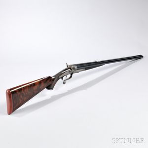Holland & Holland Underlever Hammer Rifle