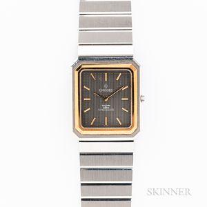 Stainless Steel Concord Mariner SG Wristwatch