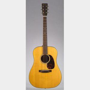 American Guitar, C.F. Martin & Company, Nazareth, 1951, Model D-18