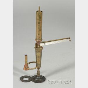 Ebullioscope Levesque