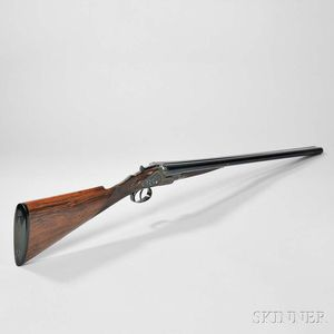 Thomas Bland & Sons 12 Gauge Hammerless Double-barrel Shotgun
