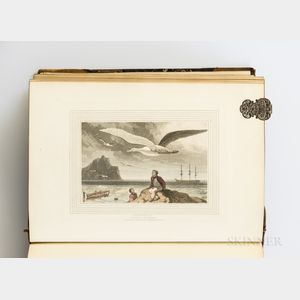 Daniell, Thomas (1749-1840) & William (1769-1837) A Picturesque Voyage to India by Way of China.