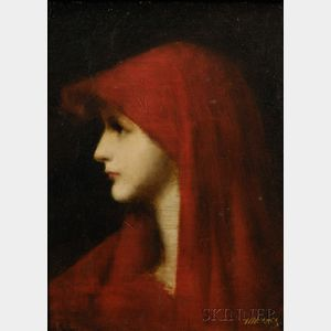 After Jean-Jacques Henner  (French, 1829-1905)      Fabiola