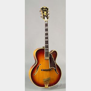 American Guitar, James D'Aquisto, New York, 1968, Model New Yorker Special