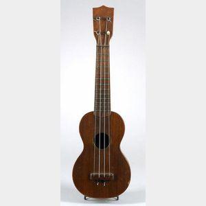American Soprano 'Ukulele, C.F. Martin & Company, c. 1925, Model O