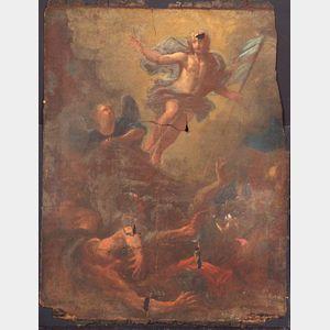 Italian School, 18th Century      The Resurrection of Christ