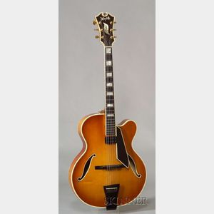 American Guitar, James D'Aquisto, New York, 1981, Model Excel