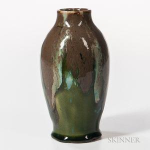 Hugh Robertson for Dedham Pottery Vase