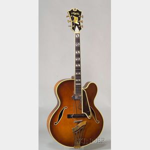 American Guitar, James D'Aquisto, New York, 1972, Model New Yorker Deluxe