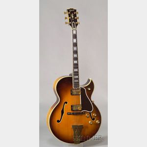 American Guitar, Gibson Incorporated, Kalamazoo, 1961, Model L-5 CES Custom
