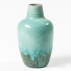 Willem Coendraad Brouwer (1877-1933) Art Pottery Vase