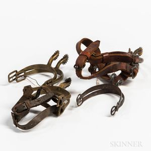 Four Pairs of Spurs