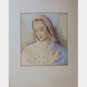 (Illustrators, 20th Century), Lydis, Mariette