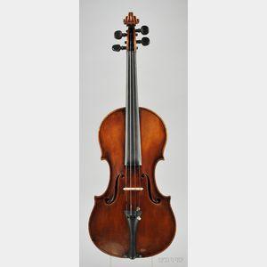Violin, Possibly Italian, c. 1900