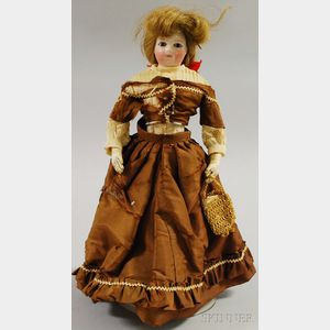 China Shoulderhead Doll