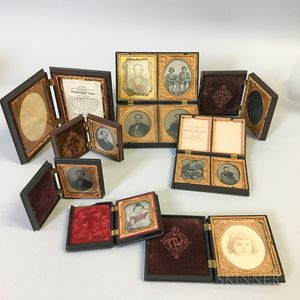 Eight Fancy Union Cases