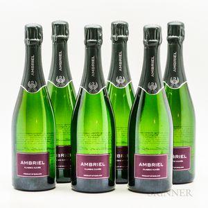 Ambriel Classic Cuvee 2019, 6 bottles (oc)