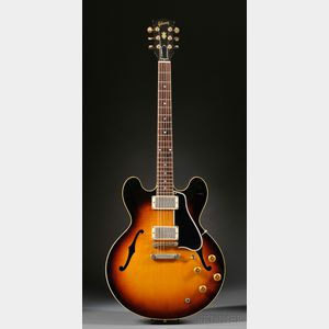 American Electric Guitar, Gibson Incorporated, Kalamazoo, 1959, Model ES-335