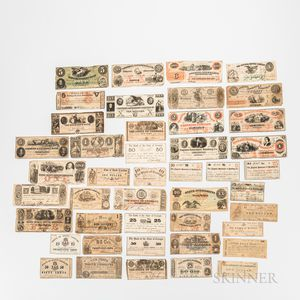 Forty-eight Southern States Notes