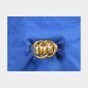 18kt Gold Ring