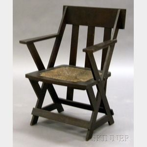 Early Arts & Crafts Armchair
