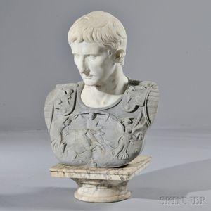 Italian Marble Bust
