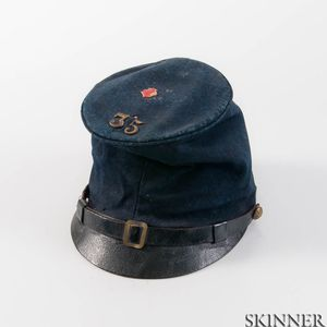 McDowell-style Forage Cap
