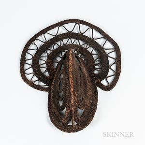 New Guinea Yam Mask