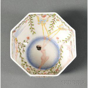 Wedgwood Hand-painted Bone China Bowl