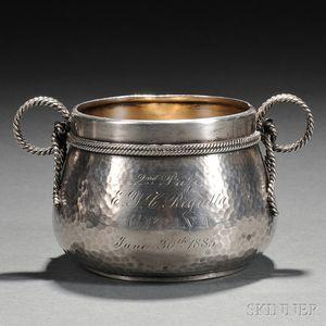 Bigelow, Kennard & Co. Sterling Silver Eastern Yacht Club Trophy Bowl