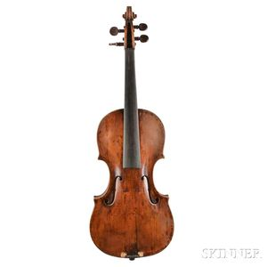 Violin, Prague School, 18th Century