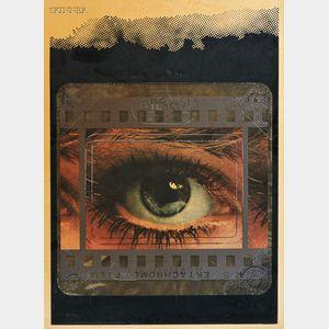Joe Tilson (British, b. 1928)      Clip-o-matic Eye