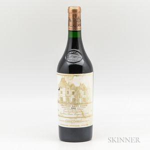 Chateau Haut Brion 1986, 1 bottle