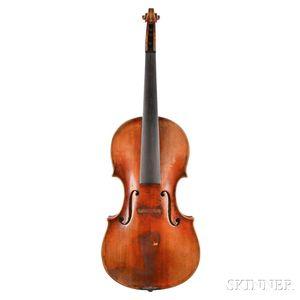 Violin, Schweitzer School, 19th Century