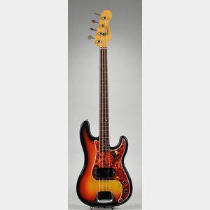 American Bass Guitar, Fender Electric Instruments, Fullerton, 1965