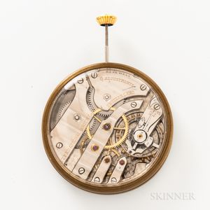 IWC Cased Watch Movement