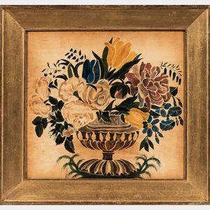 Watercolor Theorem of an Urn of Flowers on Velvet