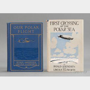 Amundsen, Roald (1872-1928), and Ellsworth, Lincoln (1880-1951)