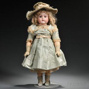 Kammer & Reinhardt 192 Bisque Socket Head Child Doll