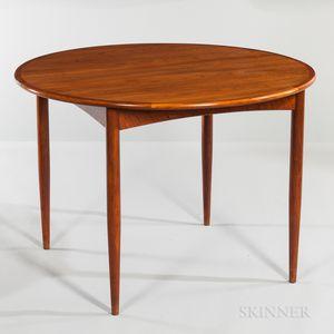 Mills Denmark Teak Dining Table