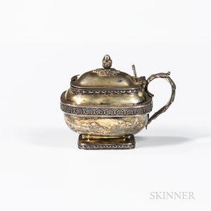 George III Sterling Silver Mustard Pot