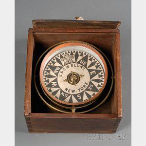 Box Compass by E. & G. W. Blunt